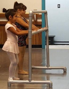 Chesapeake Ballet Class