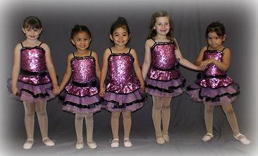 Toddler dance class chesapeake
