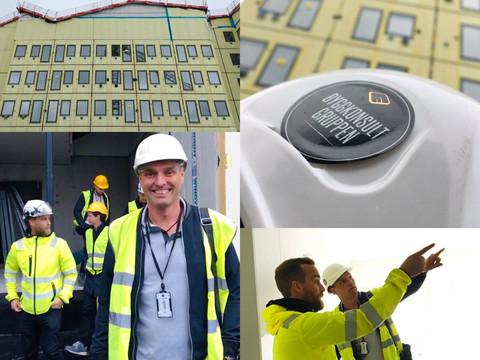 Planeringsmöte med ALM Småa Bostad och 2A Entreprenad