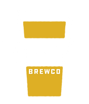 Inbound BrewCo Pint Glass Logo white.png