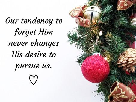 Jesus fueled joy
