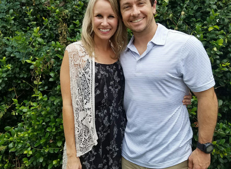 joy in waiting: Kelly and JP's story