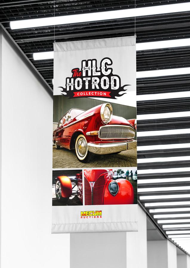 The HLC Hotrod Collection-Flag Mockup.jp
