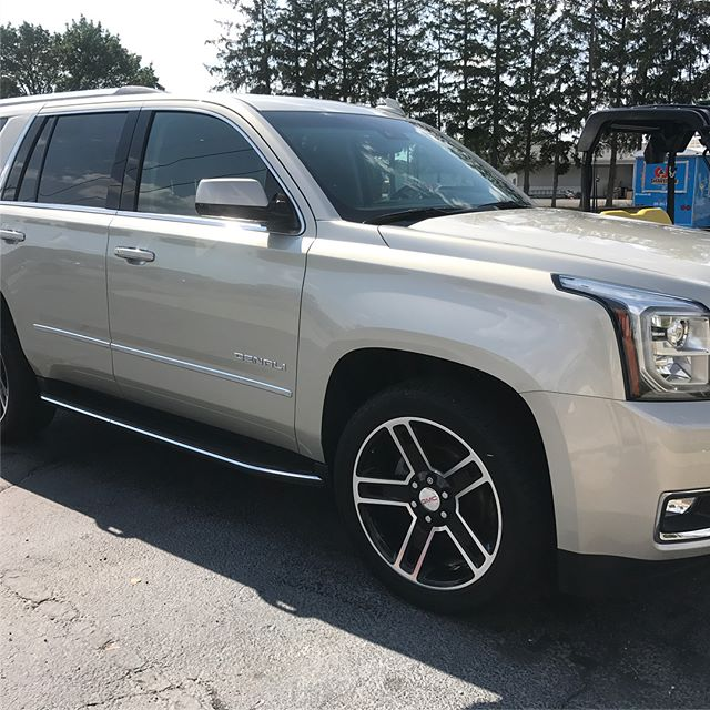We got this Yukon Denali back to looking new again!  Level 1 Exterior Detail with a very custom inte