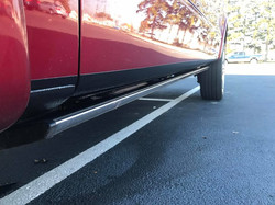 This F150 Limited came in for some stone chip protection. A very subtle, trim like look laid with a