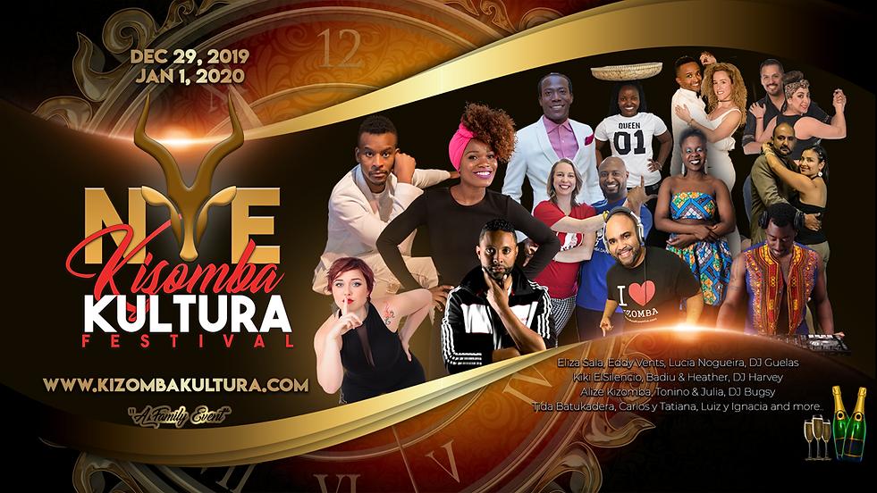 NYE Kizomba Kultura Festival FB  Event c
