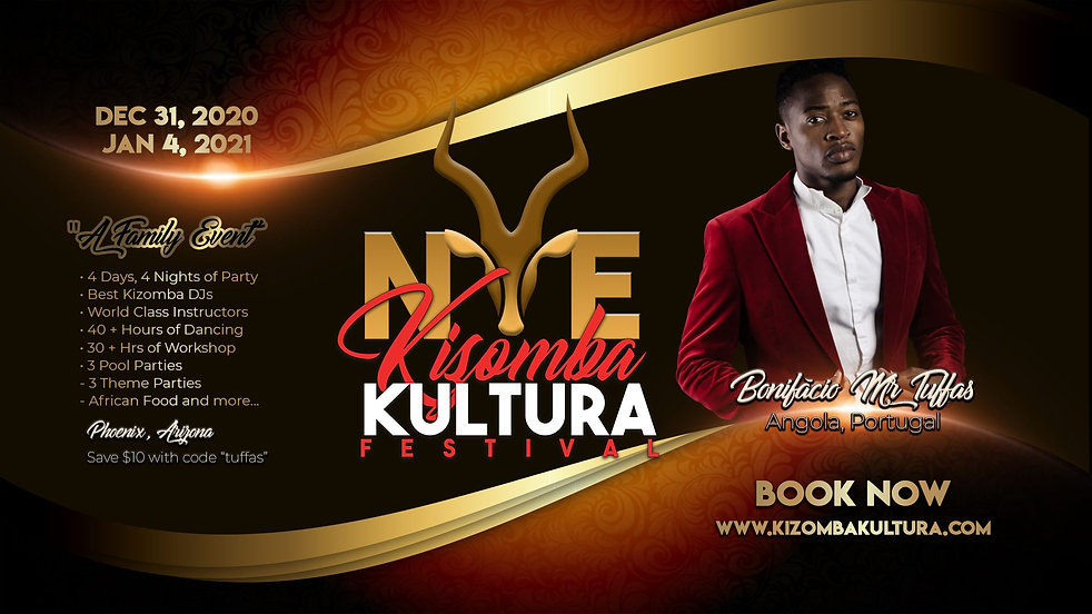 New Year Eve Kizomba Kultura Festival 20