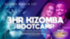 Kizomba Phoenix Bootcamp