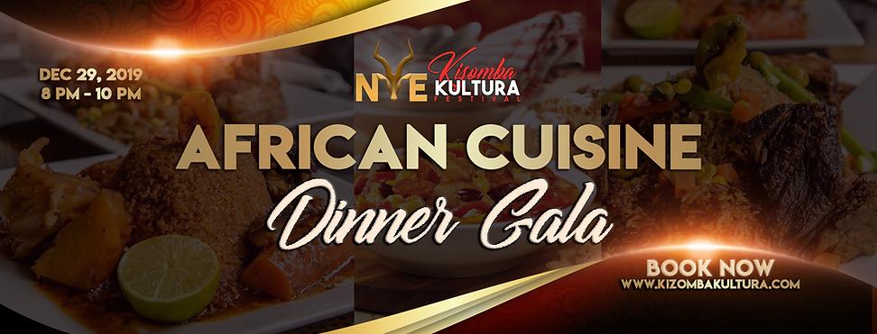 NYE Kizomba Kultura Festival African Din