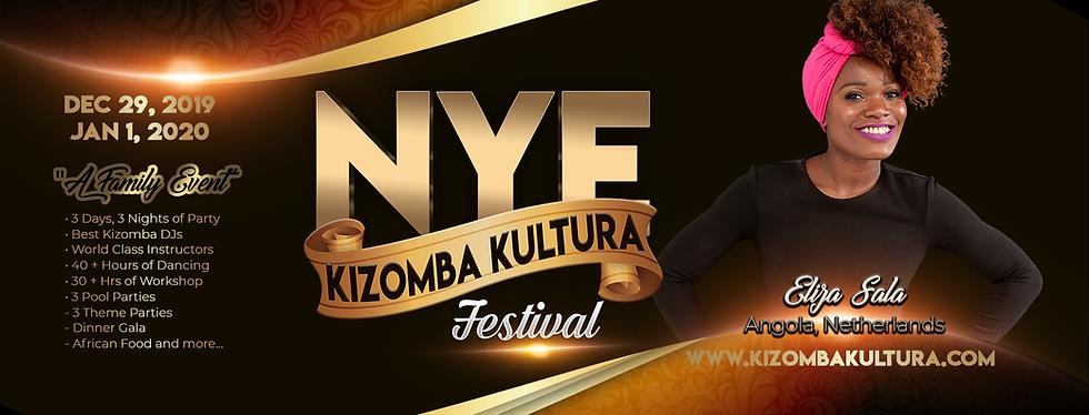 Eliza Sala NYE Kizomba Kultura Festival