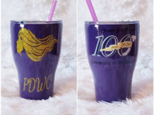 PDWC Insulated Cup  $45.00 (2-sided)