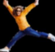 AdobeStock_166315951 woman jump cut out.
