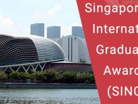 Singapore International Graduate Award (SINGA)