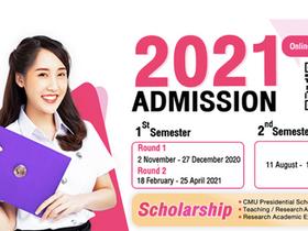 CMU Presidential Scholarship, Thailand