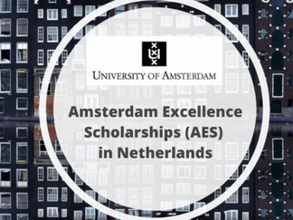 Amsterdam Excellence Scholarships (AES), 2020