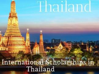 Thailand Scholarships
