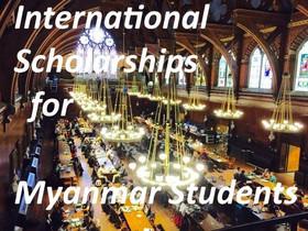 Master and PhD Scholarships