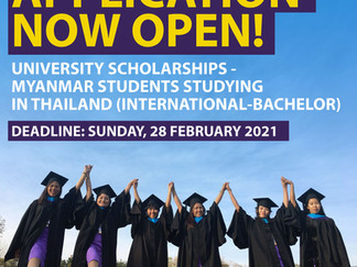 Child's Dream University Scholarship