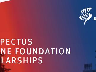 Jardine Foundation Scholarships