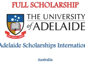 University of Adelaide Scholarships