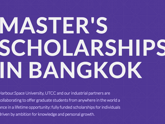 Harbour.Space University Scholarship