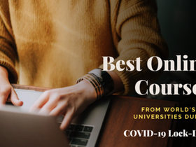Best Online Courses from World's Top Universities