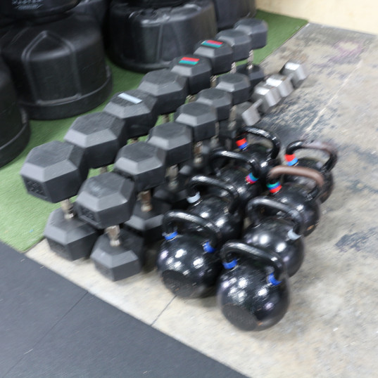 Heavy Weight Dumbell