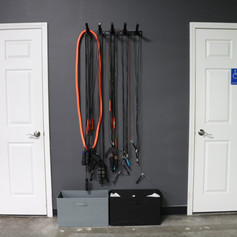Jump Ropes (Shower Doors)