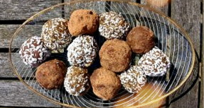 Nutritional Energy Protein Balls