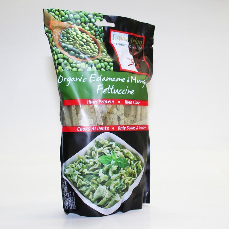 Organic Edamame/Mung Bean Fettucine