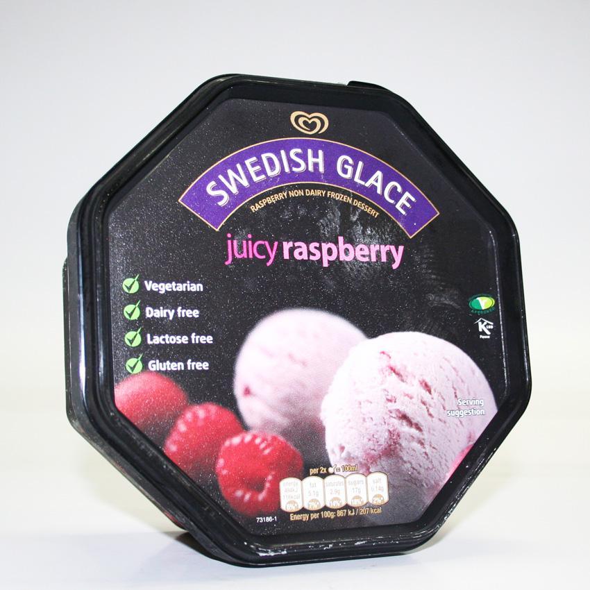 Swedish Glace Juicy Raspberry