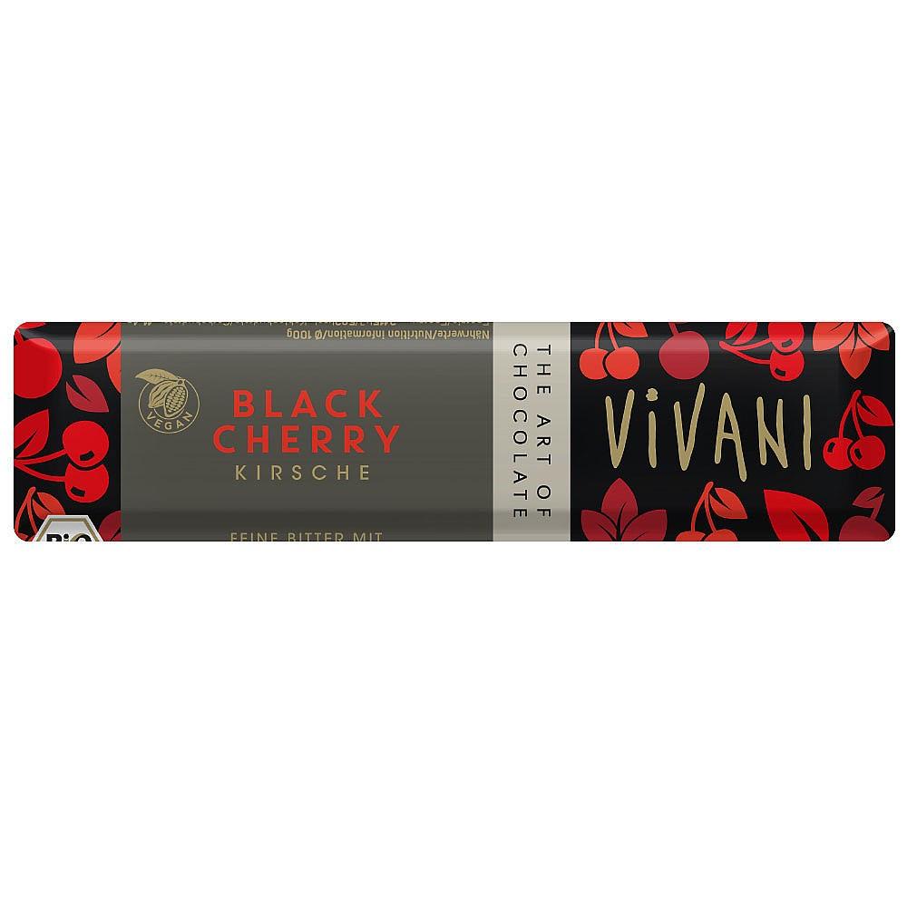Vivani Black Cherry Chocolate
