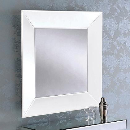 Angled Tray Art Deco Wall Mirror