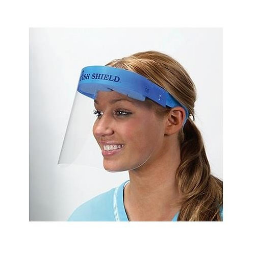 Face Shield Brand One Size Fits Most Full Length Anti-Fog Nonsterile