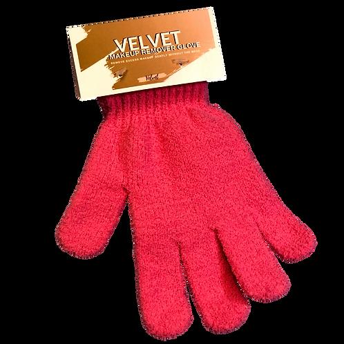 Velvet Makeup Remover Glove