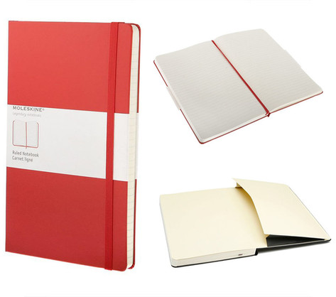Red Notebook - Large
