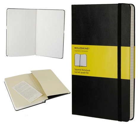 Squared Notebook - Large