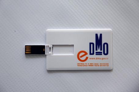 Kart Şeklinde USB