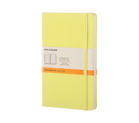 Citron Yellow Hard Cover