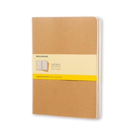 Moleskine Cahier Journals Large - Pl - Kraft
