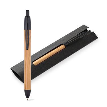 FT91336 Kraft Kutulu Bambu Kalem