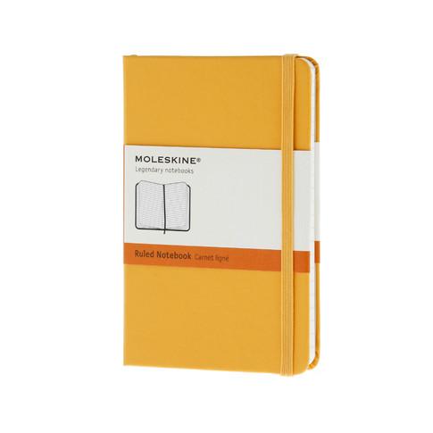 Orange Yellow Hard Cover