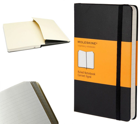 Ruled Notebook - Large