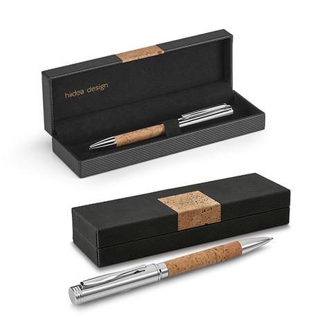 Mantar ve Metal Tükenmez Kalem