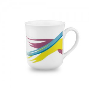 004 Porselen Kupa
