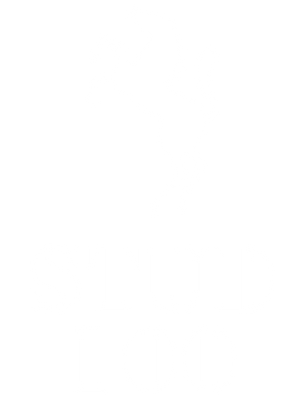 stud100 - logo - icon+nameplate - white-