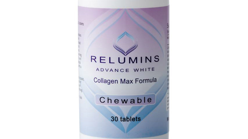 Relumins Collagen MAX Formula Chewable