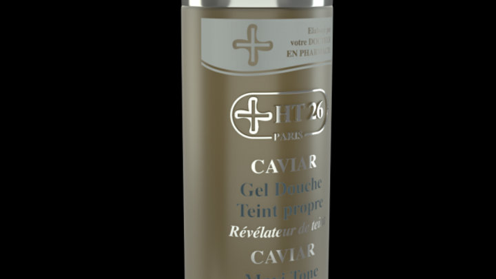 HT26 Caviar Shower Gel