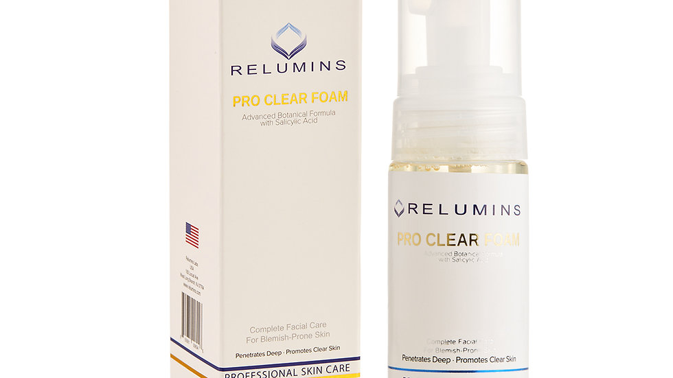 Relumins Acne Clear Foaming Wash