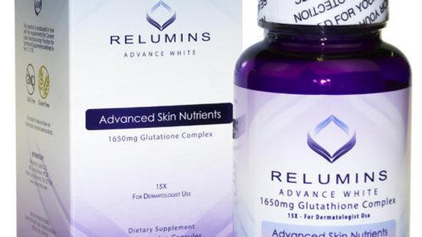 Relumins Glutathione Complex 1650mg
